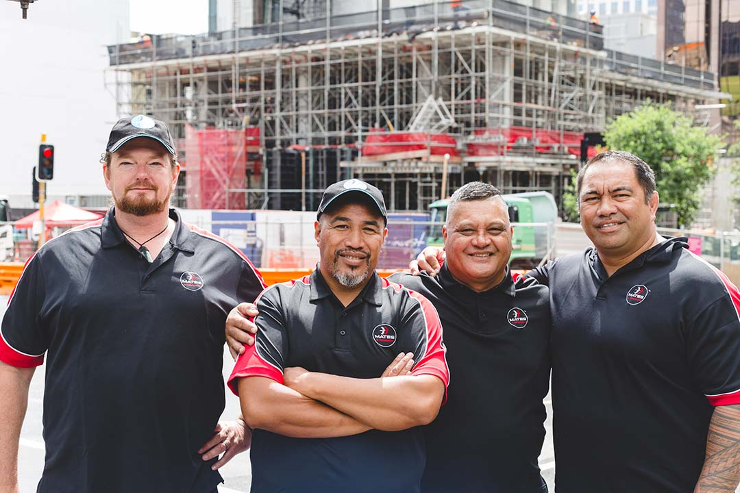 Suicide Prevention in Construction | MATES in Construction NZ