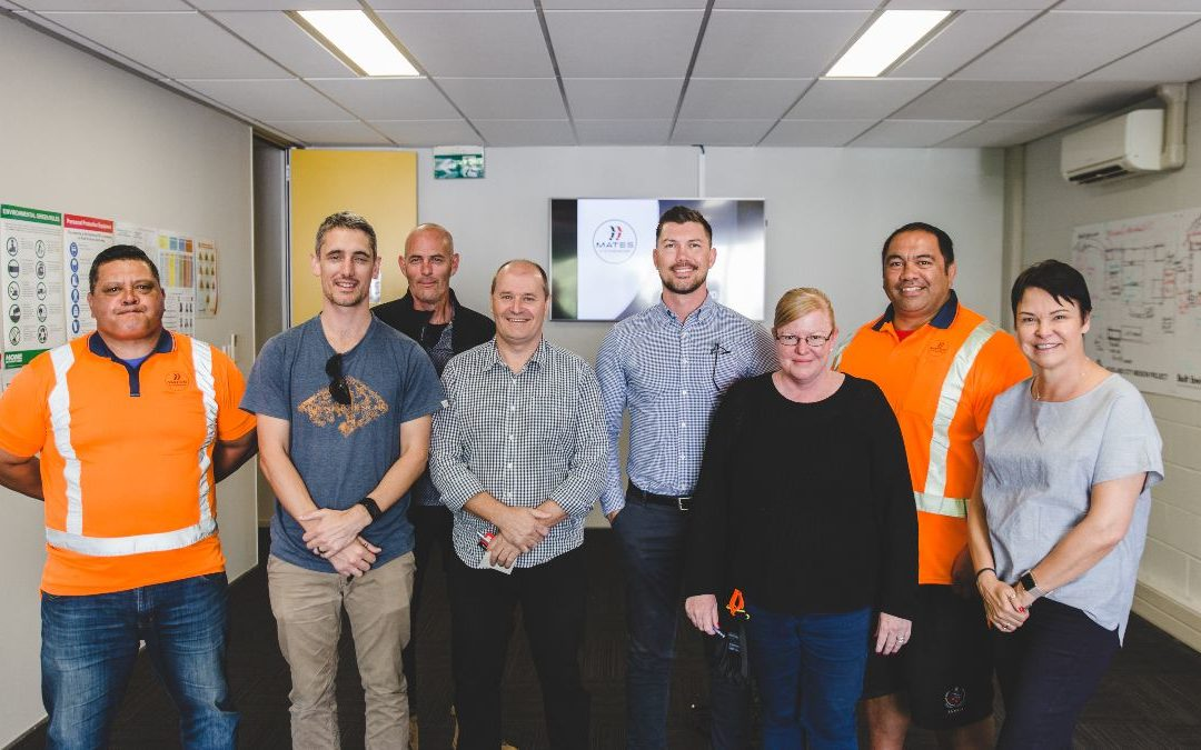 MATES delivers General Awareness Training onto the Auckland City Mission site