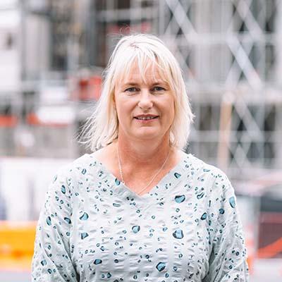 Deborah Douglas Administrator MATES in Construction