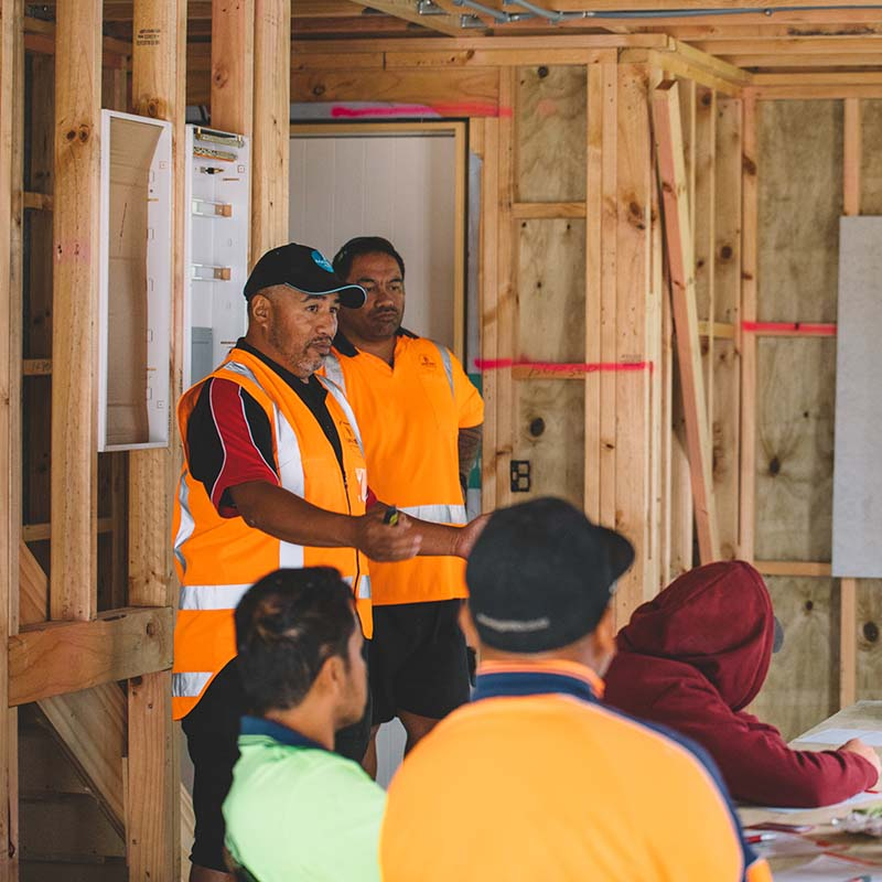 Suicide Prevention in Construction