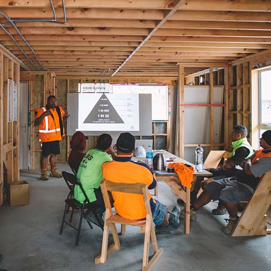 Suicide Prevention in Construction | MATES in Construction