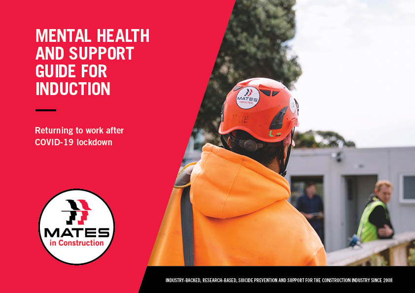 MATES in Construction NZ | Mental health support in construction