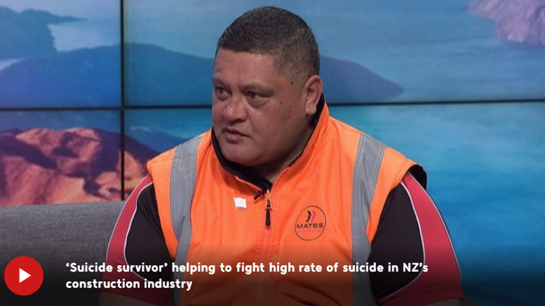 Fly the Flag interview TVNZ one Breakfast